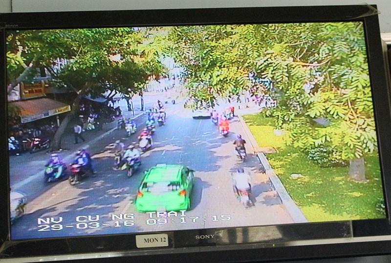 Cảnh sát ghi hình xử phạt vi phạm giao thông như thế nào? - ảnh 2