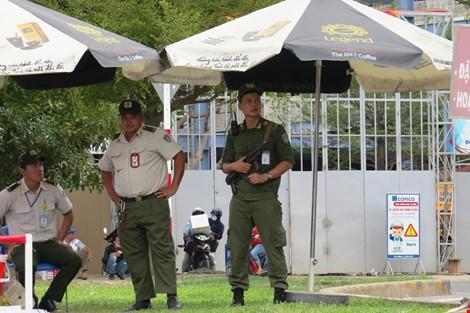 Thắt chặt 4 vòng an ninh các nơi Tổng thống Mỹ đến - ảnh 12