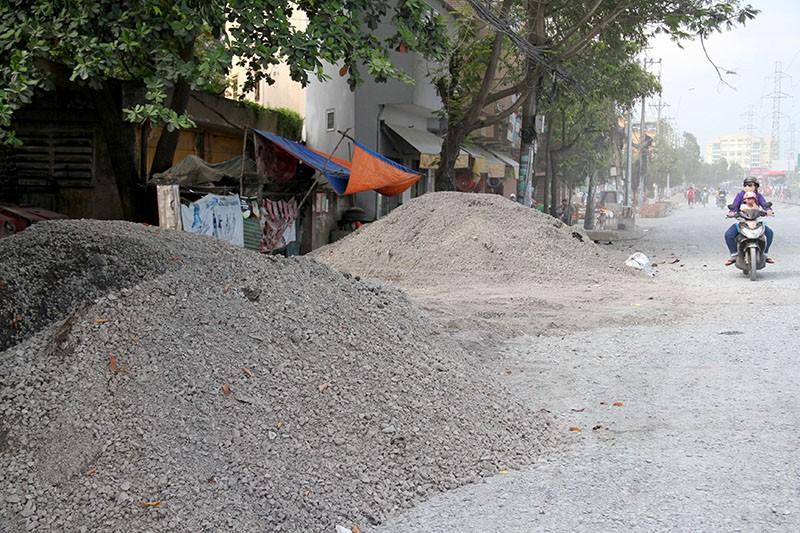 Nâng đường Kinh Dương Vương: Sẽ hoàn thành vào tháng 11 - ảnh 3