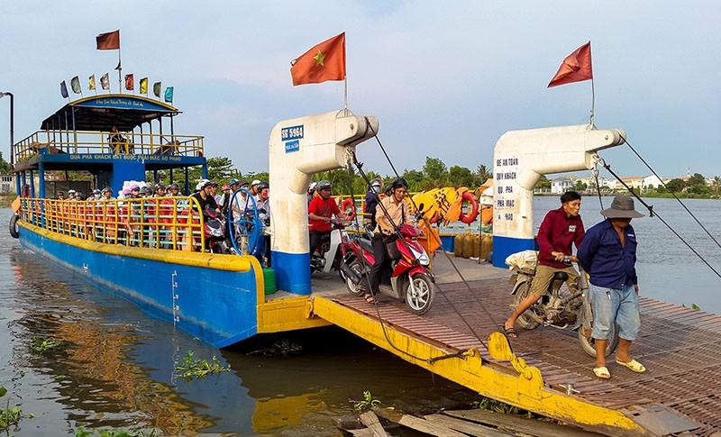 UBND TP.HCM đã chấp thuận xây cầu nối quận 12 và Gò Vấp - ảnh 1