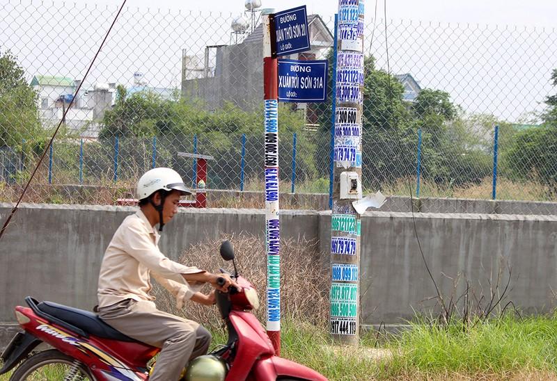Chùm ảnh: Những tên đường 'có vấn đề' ở TP.HCM - ảnh 6