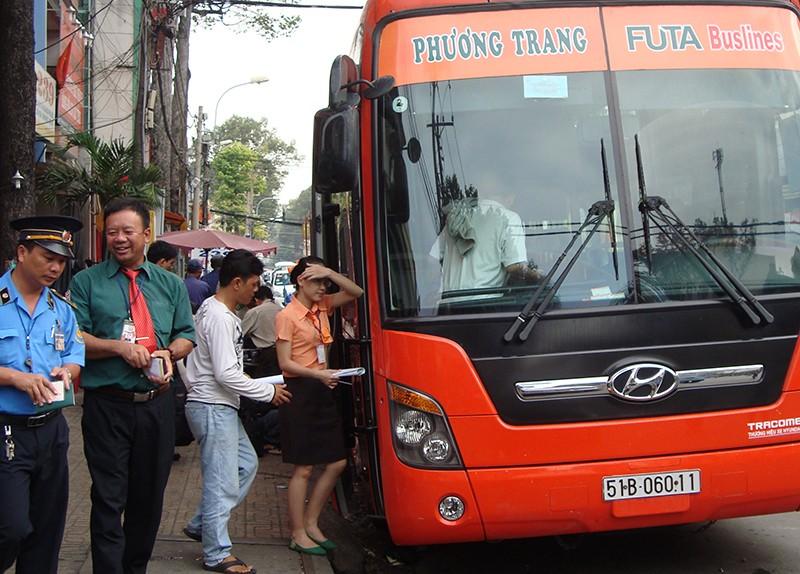 Công ty Phương Trang cho rằng mình luôn bị Thanh tra Sở GTVT kiểm tra