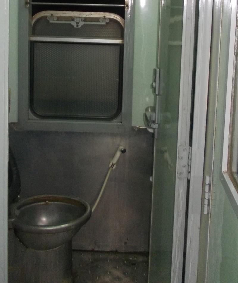 Chùm ảnh: Đường sắt đổi mới bắt đầu từ... cái toilet - ảnh 4