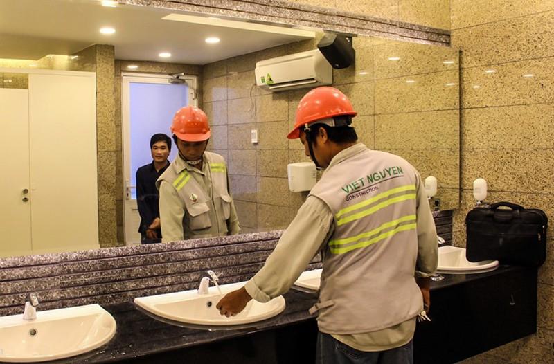 Hành trình văn minh từ... nhà vệ sinh công cộng  - ảnh 9