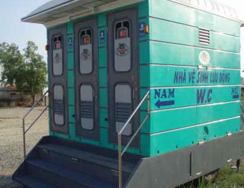 Hành trình văn minh từ... nhà vệ sinh công cộng  - ảnh 3