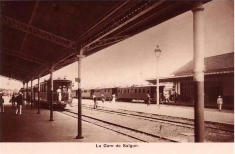 Bắt đầu xây nhà ga trung tâm Bến Thành - ảnh 3