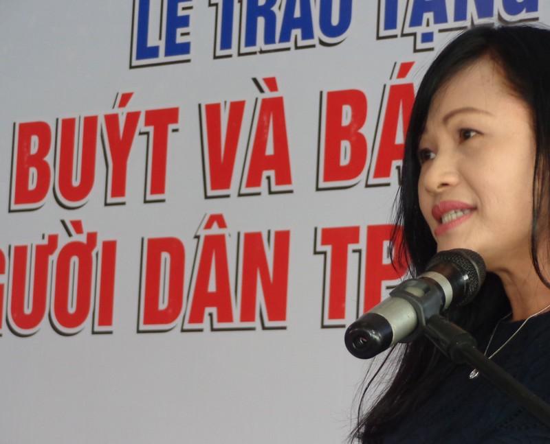 Bà Tăng Thị Thu Lý, Phó tổng giám đốc Samco