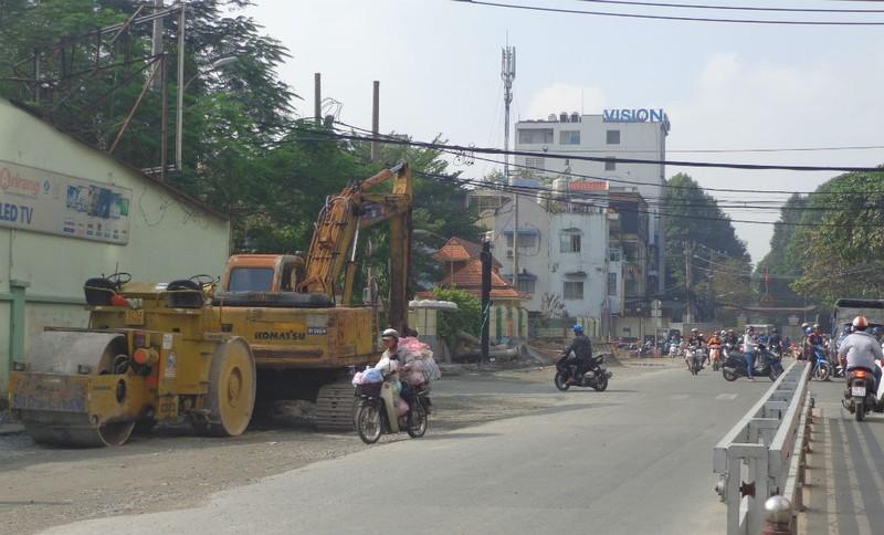 Thông thêm nhánh cầu vượt Nguyễn Kiệm - Nguyễn Thái Sơn - ảnh 4