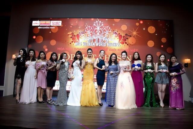 Sắp diễn ra cuộc thi Hoa hậu Doanh nhân Thế giới người Việt 2016  - ảnh 1