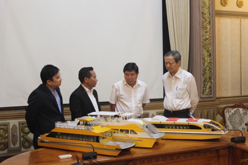Tháng 6, Sài Gòn có buýt đường sông - ảnh 1
