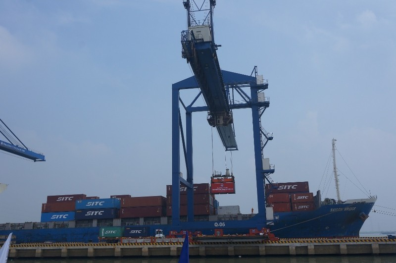 8.700 tỉ dời cảng Tân Thuận và xây cầu Thủ Thiêm 4 - ảnh 2