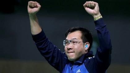 Hoàng Xuân Vinh vuột HCV 50 m súng ngắn Olympic - ảnh 3