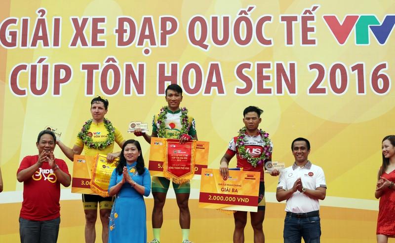 Nguyễn Thành Tâm giành chiến thắng ngoạn mục ở chặng 5 - ảnh 4