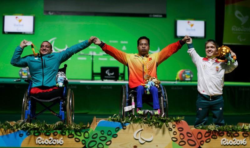 Lê Văn Công đoạt HCV, phá kỷ lục Paralympic và thế giới như thế nào? - ảnh 5