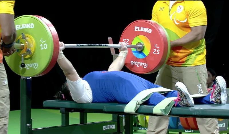 Vượt qua đối thủ Trung Quốc, Linh Phượng đoạt HCĐ cử tạ Paralympic - ảnh 2