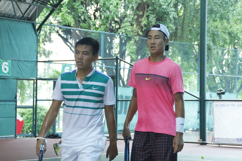 Lý Hoàng Nam lần đầu vào chung kết đôi nam - ảnh 2