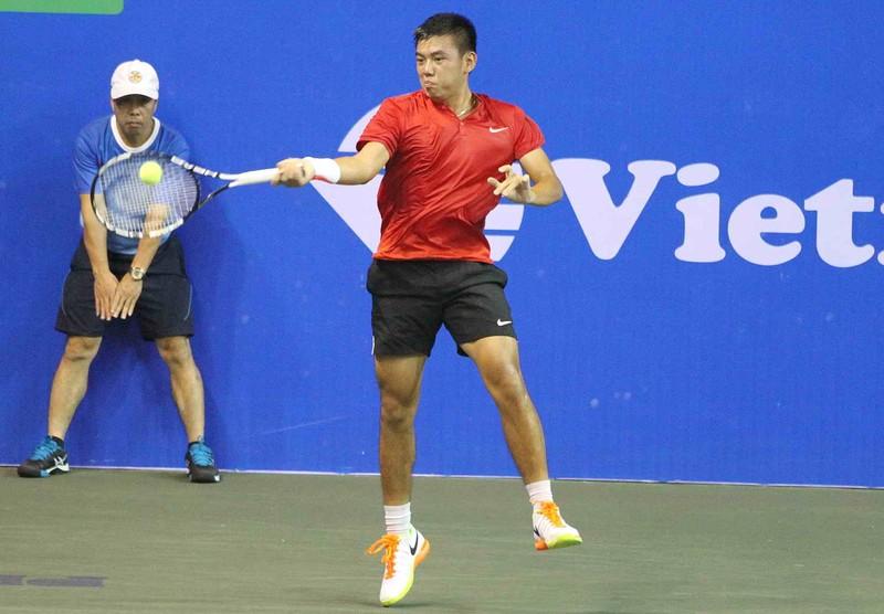 Hoàng Nam gặp hạt giống số 8 tại vòng 2 Việt Nam Open - ảnh 1