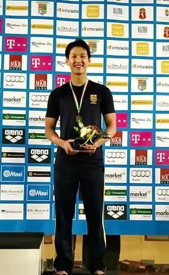Hoàng Quý Phước đoạt HCB giải VĐQG Hungary - ảnh 1