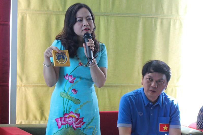 Hữu Thắng kêu gọi người Việt tại Myanmar đến sân cổ vũ - ảnh 2