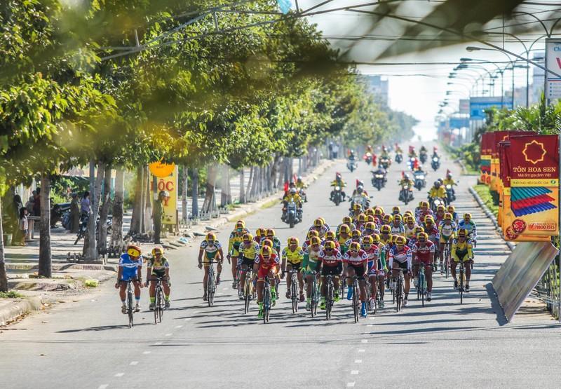 Huỳnh Thanh Tùng đoạt chiến thắng tại Phan Rang - ảnh 1