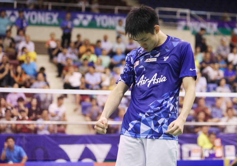 Tiến Minh gác vợt tại vòng ba Việt Nam Open - ảnh 2