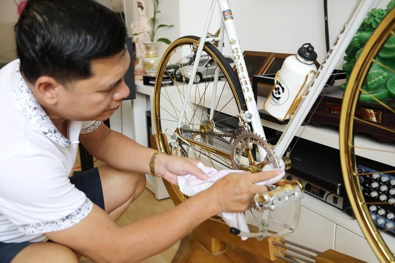 Quý 'gà' sở hữu bộ siêu xe đạp độc nhất Việt Nam - ảnh 2