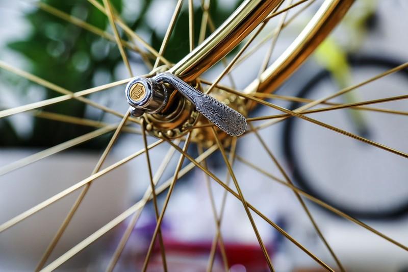 Quý 'gà' sở hữu bộ siêu xe đạp độc nhất Việt Nam - ảnh 5