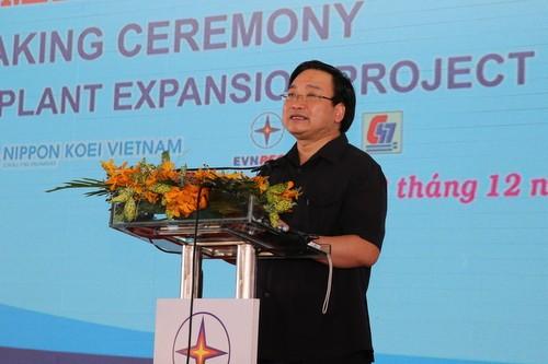 Khởi công dự án mở rộng Nhà máy thủy điện Đa Nhim - ảnh 2