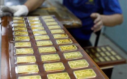 Giá vàng trong nước giảm nhẹ sau nghỉ lễ  - ảnh 1