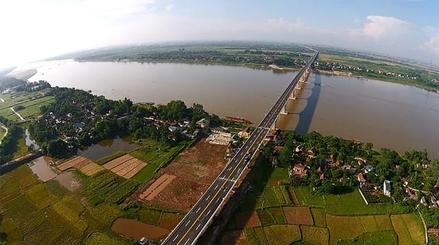 Tập đoàn Xuân Thành đề xuất siêu dự án 24.500 tỉ đồng trên sông Hồng - ảnh 1