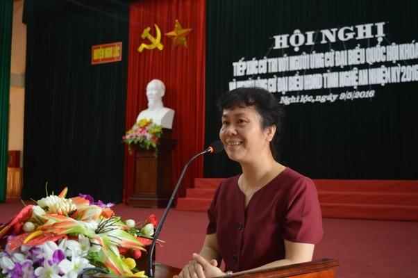 Phó Thủ tướng Vương Đình Huệ và phu nhân cùng ứng cử ĐBQH - ảnh 2