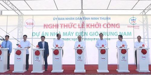 điện gió Ninh Thuận