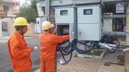 củng cố lưới điện
