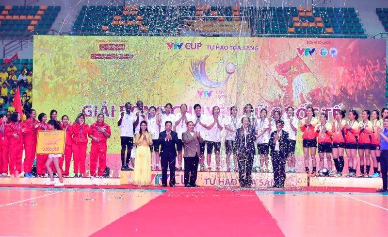 Chung kết VTV Cup 2016: Tuyển nữ Việt Nam thất bại  - ảnh 6