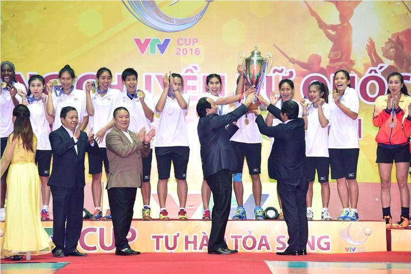 Chung kết VTV Cup 2016: Tuyển nữ Việt Nam thất bại  - ảnh 7
