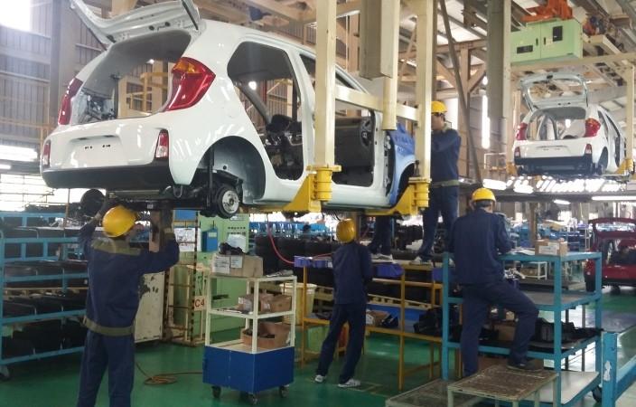 Bổ sung sản xuất ô tô vào kinh doanh có điều kiện - ảnh 1