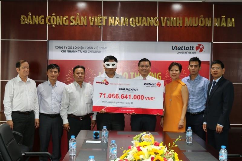 Người trúng số 71 tỉ đồng quê ở Quảng Ngãi - ảnh 1