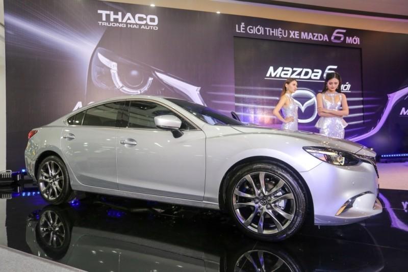 Ngắm Mazda6 2017 có giá từ 975 triệu đồng - ảnh 6