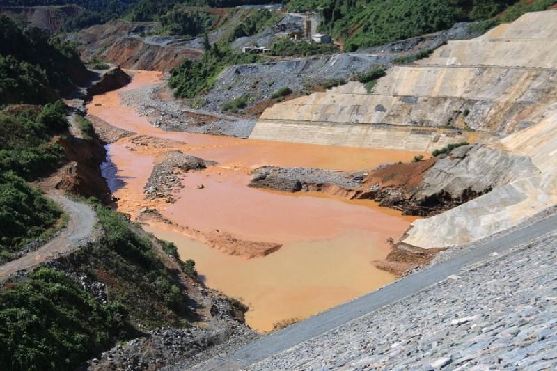 Sắp báo cáo Thủ tướng về sự cố thủy điện Sông Bung 2  - ảnh 1