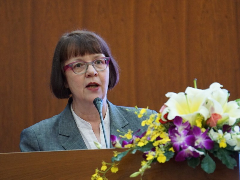 Thẩm phán Susan Kenny