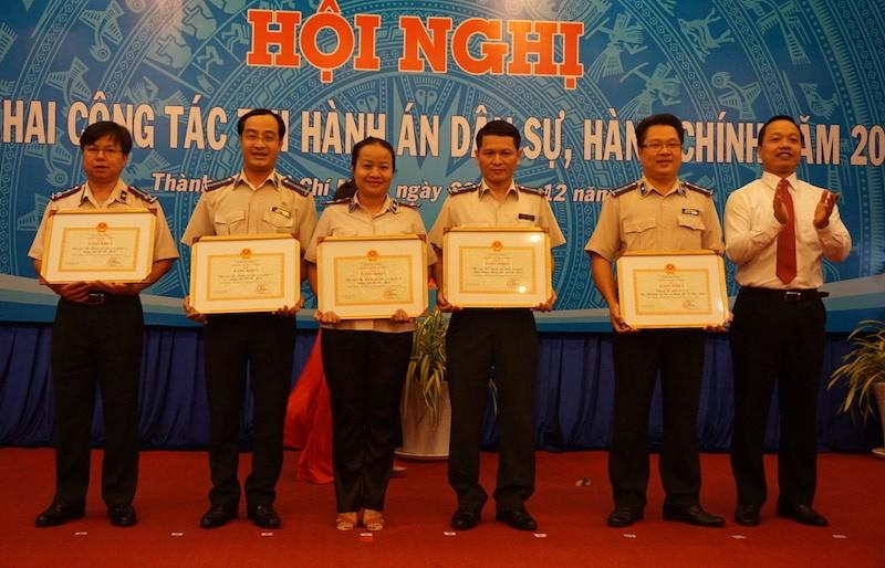 Cục THADS TP.HCM đứng đầu cả nước về công nghệ