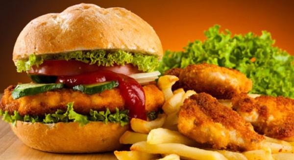 Ăn đồ ăn nhanh quá nhiều dễ làm tắt nghẽn não - ảnh 1