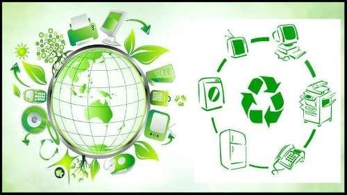 Tái chế chất thải điện tử để bảo vệ môi trường  - ảnh 1