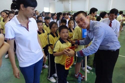 FrieslandCampina đồng hành cùng trẻ em khuyết tật TP.HCM - ảnh 1