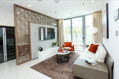 Chiêm ngưỡng căn hộ mẫu đẳng cấp dự án Vinhomes Golden River - ảnh 2