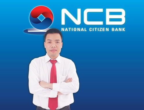 NCB bổ nhiệm phó tổng giám đốc mới - ảnh 1