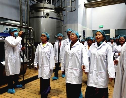 Vinamilk: khởi động ngành công nghiệp sữa tại Campuchia - ảnh 1