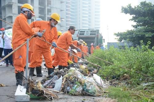 TP.HCM: Tăng cường giải pháp giảm thiểu ô nhiễm - ảnh 1
