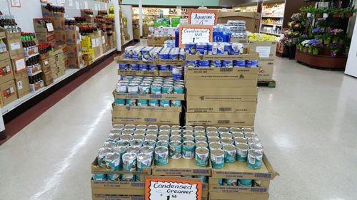 Sản phẩm sữa đặc của Vinamilk đã có mặt tại Mỹ - ảnh 1