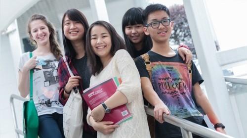 Ngày hội tuyển sinh của MDIS - Singapore - ảnh 1